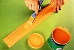 Использование краски