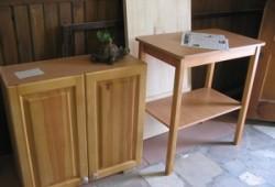 Ремонт мебели. Замена дверей и ящиков.