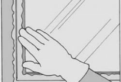 Ремонт поломанного окна